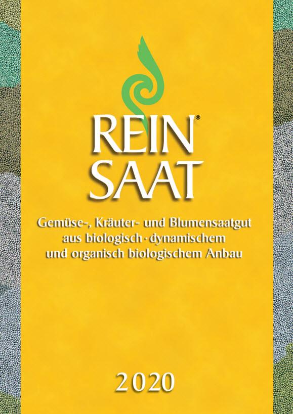 Katalog ReinSaat 2020