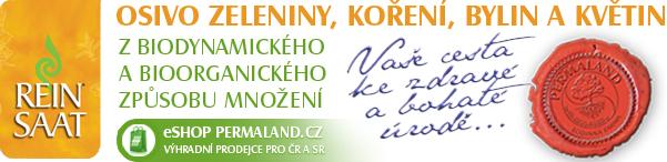 ReinSaat - Permaland - osivo zeleniny, koření, bylin akvětin